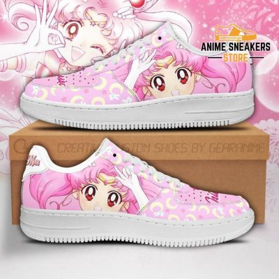 Chibiusa Sneakers Sailor Moon Anime Shoes Fan Gift Pt04 Men / Us6.5 Air Force