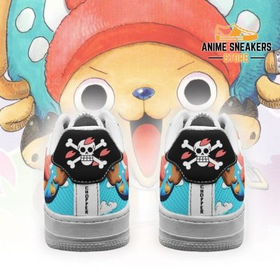 Chopper Sneakers Custom One Piece Anime Shoes Fan Pt04 Air Force