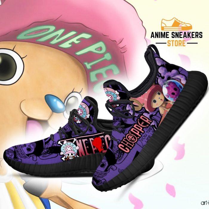 Chopper Reze Shoes One Piece Anime Fan Gift Idea Tt04