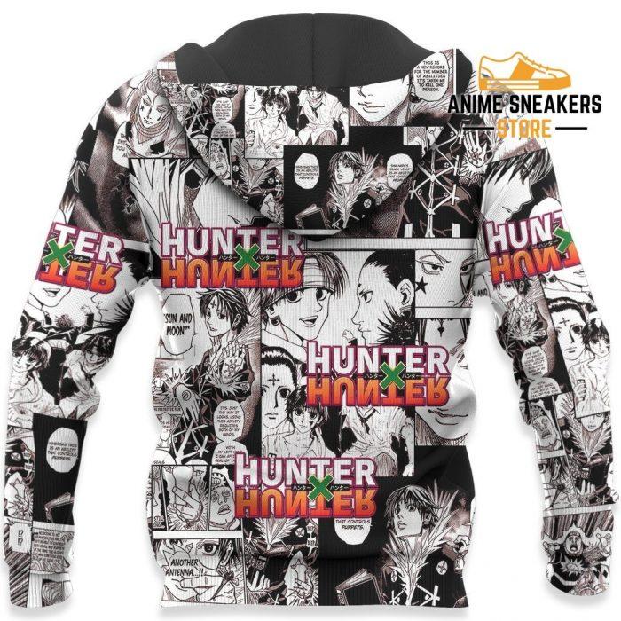 Chrollo Lucilfer Hunter X Shirt Sweater Hxh Anime Hoodie Jacket All Over Printed Shirts