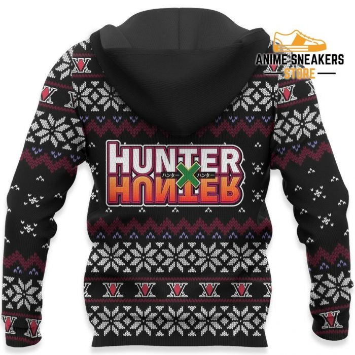 Chrollo Lucilfer Ugly Christmas Sweater Hunter X Gift All Over Printed Shirts