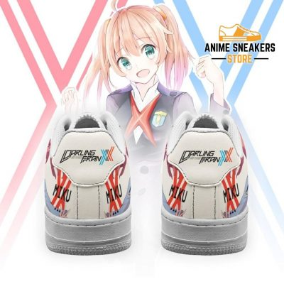Darling In The Franxx Shoes Code 390 Miku Sneakers Anime Air Force