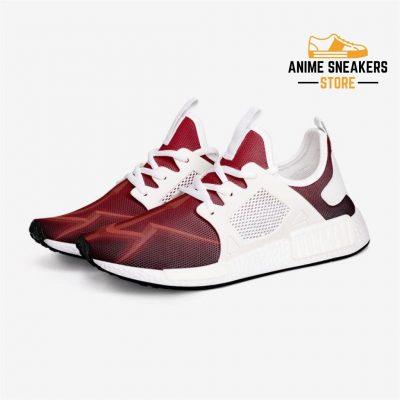 Code Geass Custom Nomad Shoes 3 / White Mens