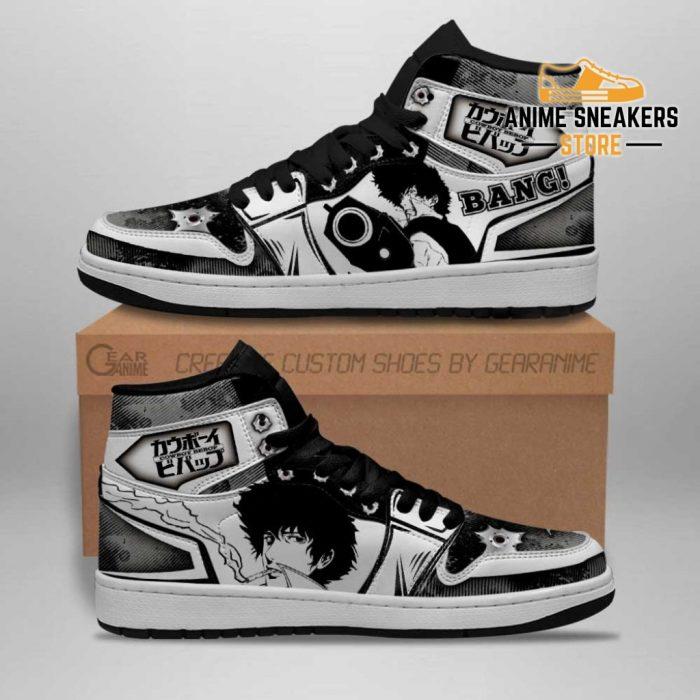 Cowboy Bebop Sneakers Spike Spiegel Anime Custom Shoes Jd