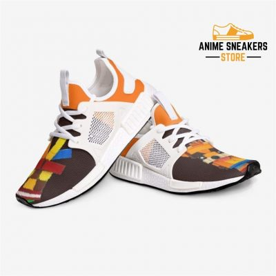 Crash Bandicoot X Aku-Aku Custom Nomad Shoes Mens