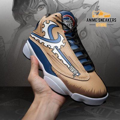 Inosuke Uniform Sneakers Demon Slayer Anime Shoes Mn10 Jd13