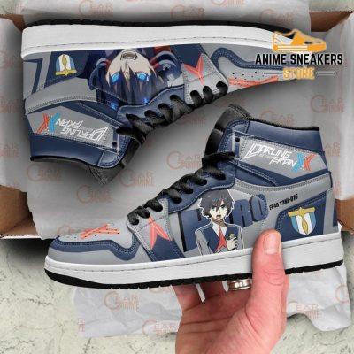 Darling In The Franxx Hiro Sneakers Code 016 Custom Shoes Jd