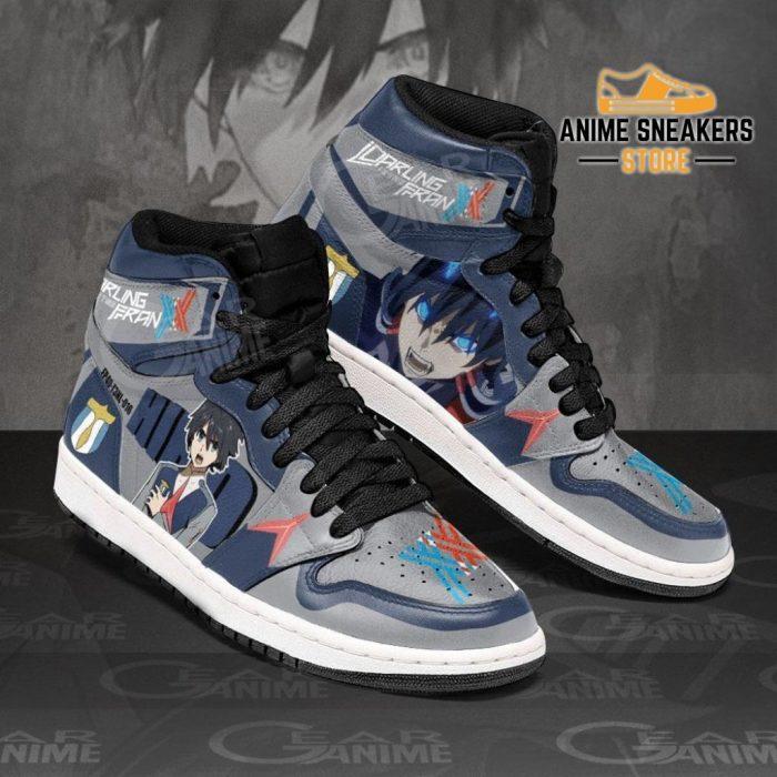 Darling In The Franxx Hiro Sneakers Code 016 Custom Shoes Men / Us6.5 Jd