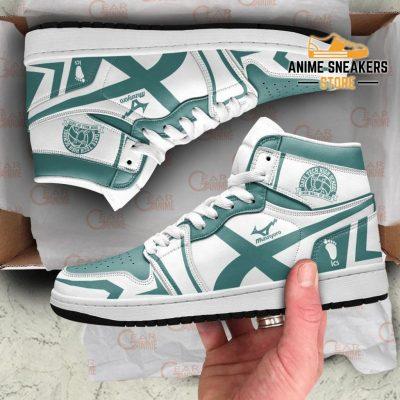 Dateko Sneakers Date Tech High Haikyuu Anime Shoes Mn10 Jd