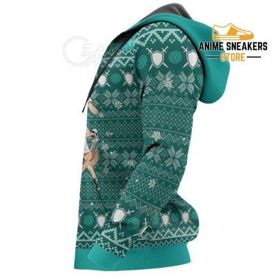 Dateko Ugly Christmas Sweater Date Tech High Haikyuu Xmas Va10 All Over Printed Shirts