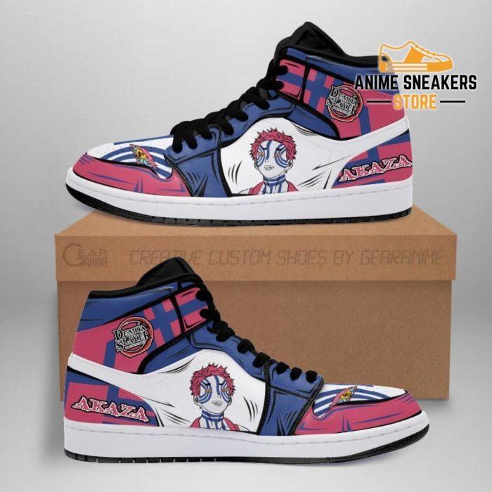 Akaza Sneakers Demon Slayer Kimetsu No Yaiba Anime Shoes Mn04 Men / Us6.5 Jd