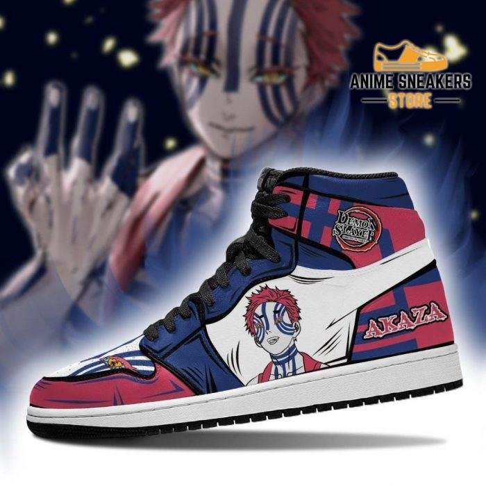 Akaza Sneakers Demon Slayer Kimetsu No Yaiba Anime Shoes Mn04 Jd