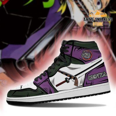 Genja Sneakers Costume Demon Slayer Anime Shoes Mn04 Jd