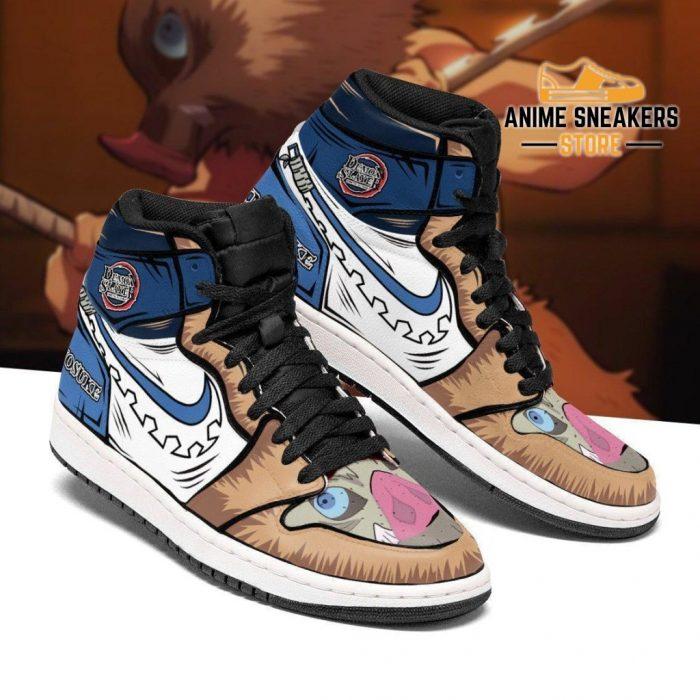 Inosuke Sneakers Costume Demon Slayer Anime Shoes Mn04 Jd