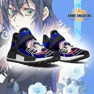 Inosuke Hashibira Shoes Custom Demon Slayer Anime Sneakers Nmd