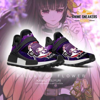 Kanao Tsuyuri Shoes Custom Demon Slayer Anime Sneakers Nmd