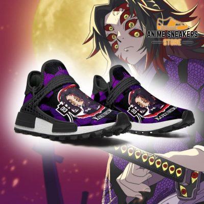 Kokushibou Shoes Custom Demon Slayer Anime Sneakers Nmd