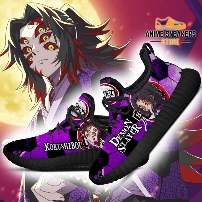 Demon Kokushibou Reze Shoes Slayer Anime Sneakers Fan Gift Idea
