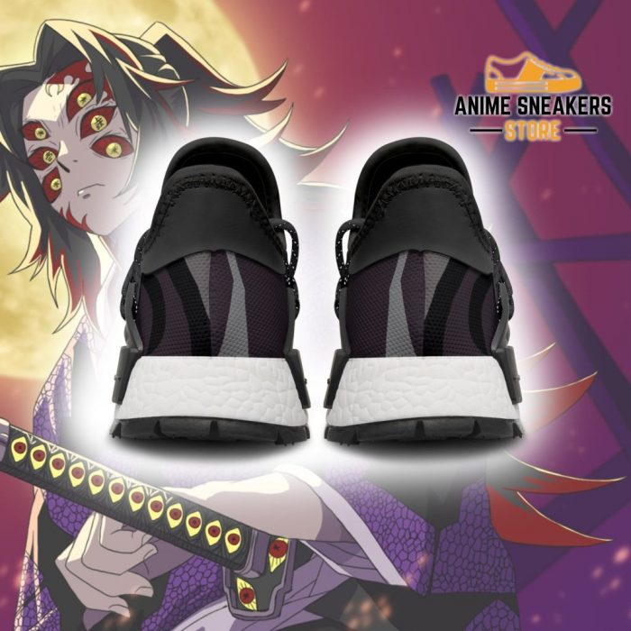 Demon Slayer Shoes Kokushibou Skill Anime Sneakers Nmd