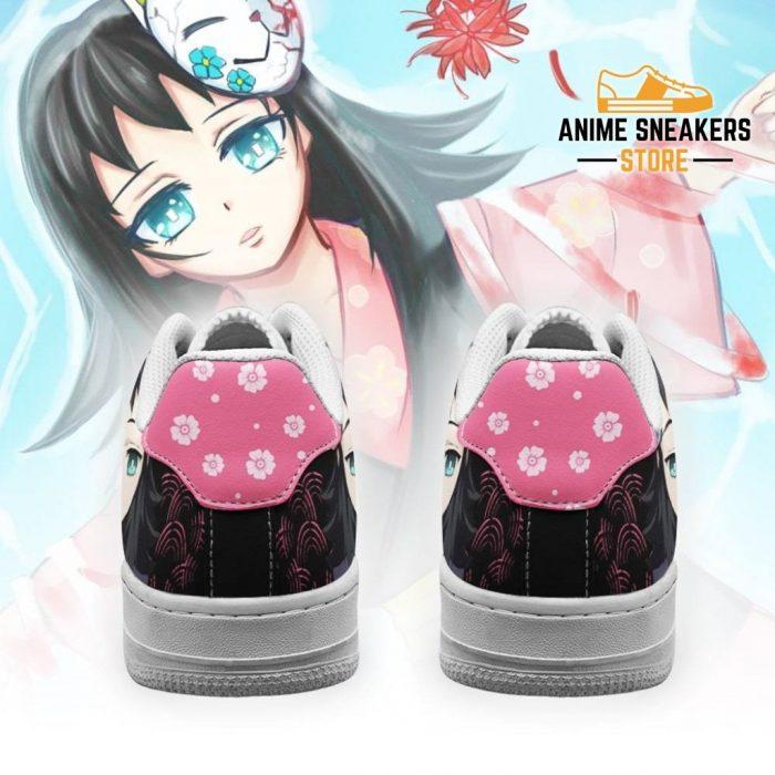 Makomo Sneakers Custom Demon Slayer Anime Shoes Fan Pt05 Air Force