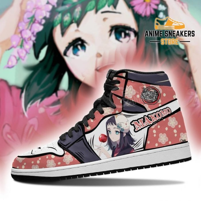 Makomo Shoes Boots Demon Slayer Anime Sneakers Fan Gift Idea Jd