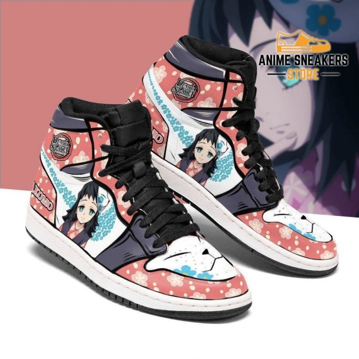 Makomo Sneakers Costume Demon Slayer Anime Shoes Mn04 Jd