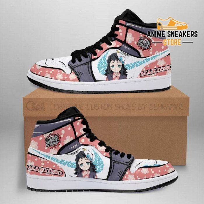 Makomo Sneakers Costume Demon Slayer Anime Shoes Mn04 Men / Us6.5 Jd