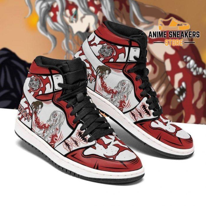 Muzan Kibutsuji Sneakers Costume Demon Slayer Anime Shoes Mn04 Jd