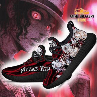 Demon Slayer Muzan Kibutsuji Reze Shoes Custom Anime Sneakers