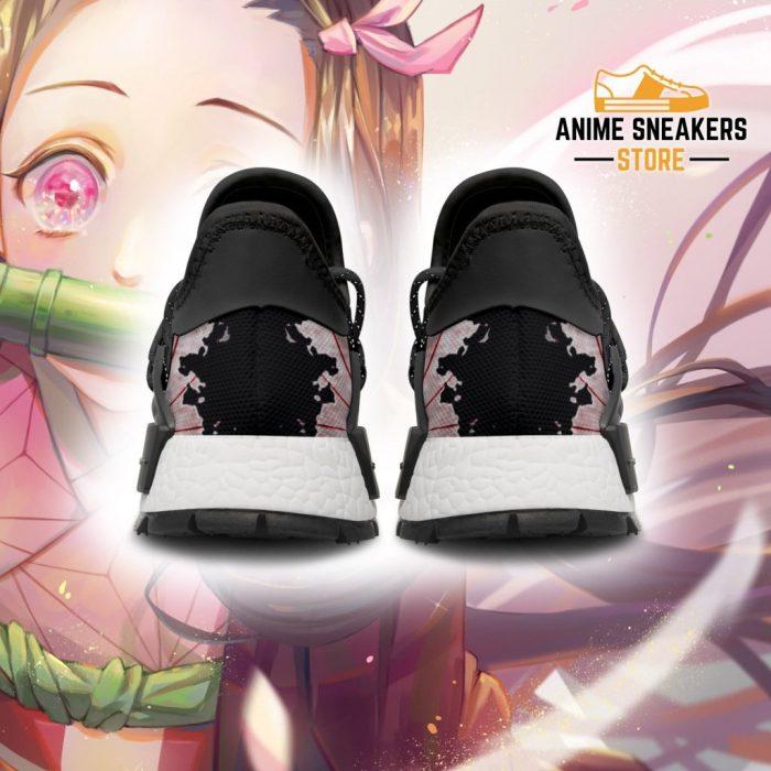 Nezuko Shoes Custom Demon Slayer Anime Sneakers Nmd