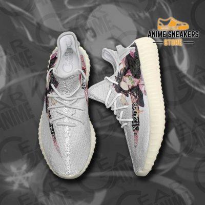 Demon Slayer Shoes Nezuko Kamado Custom Anime Sneakers Yeezy