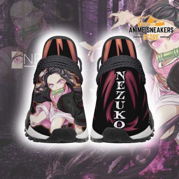 Demon Slayer Shoes Nezuko Skill Anime Sneakers Men / Us6 Nmd