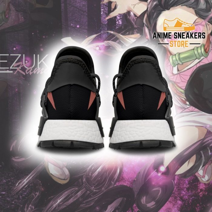 Demon Slayer Shoes Nezuko Skill Anime Sneakers Nmd