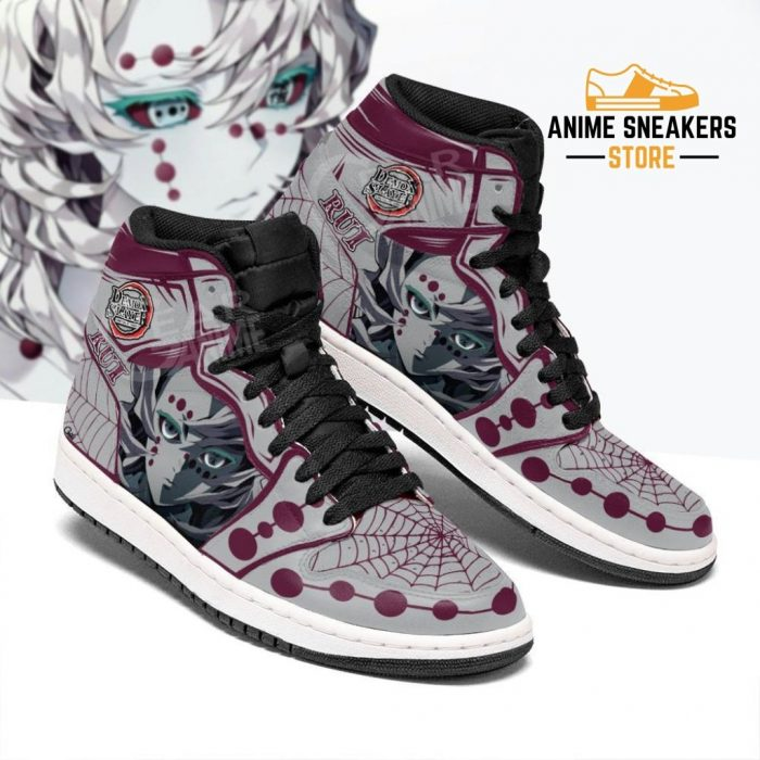 Demon Rui Shoes Boots Slayer Anime Sneakers Fan Gift Idea Jd