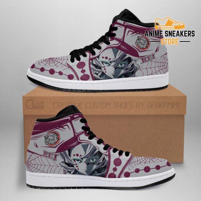 Demon Rui Shoes Boots Slayer Anime Sneakers Fan Gift Idea Men / Us6.5 Jd