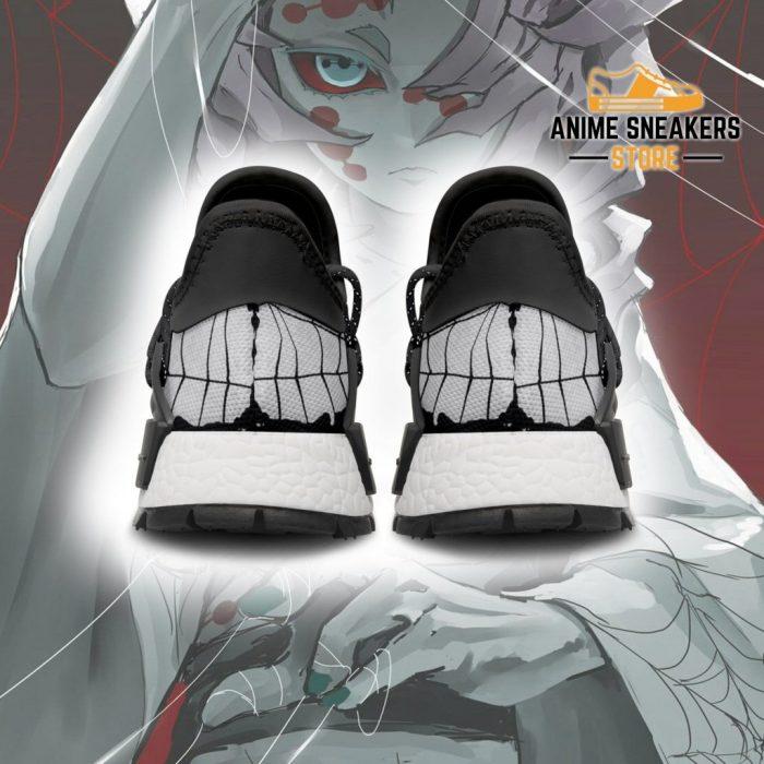 Demon Rui Shoes Custom Slayer Anime Sneakers Nmd