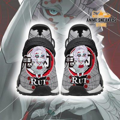 Demon Rui Shoes Custom Slayer Anime Sneakers Men / Us6 Nmd
