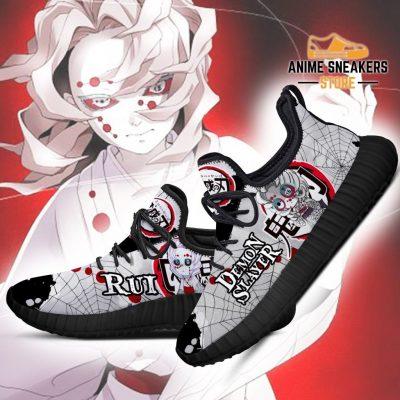 Demon Rui Reze Shoes Slayer Anime Sneakers Fan Gift Idea