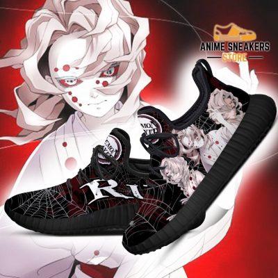 Demon Slayer Rui Reze Shoes Custom Anime Sneakers Costume