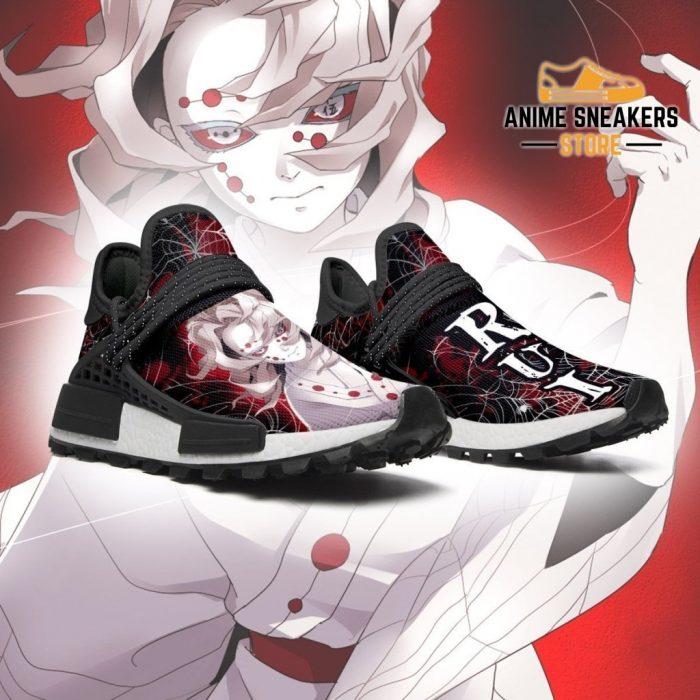Demon Slayer Shoes Rui Skill Anime Sneakers Nmd