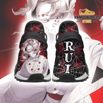 Demon Slayer Shoes Rui Skill Anime Sneakers Men / Us6 Nmd