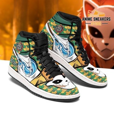 Sabito Sneakers Costume Demon Slayer Anime Shoes Mn04 Jd