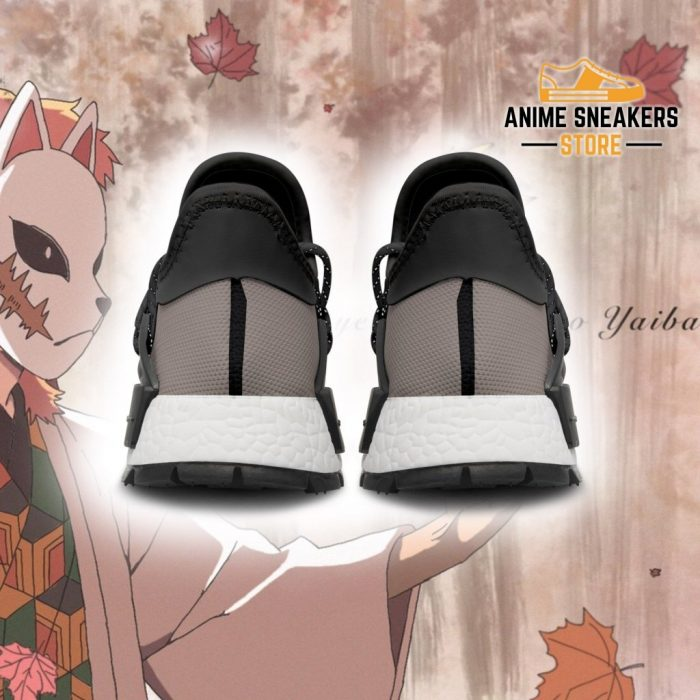 Demon Slayer Shoes Sabito Custom Skill Anime Sneakers Nmd