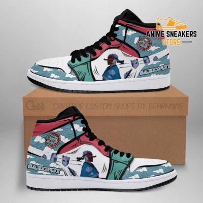Sakonji Urokodaki Shoes Boots Demon Slayer Anime Sneakers Fan Gift Idea Men / Us6.5 Jd