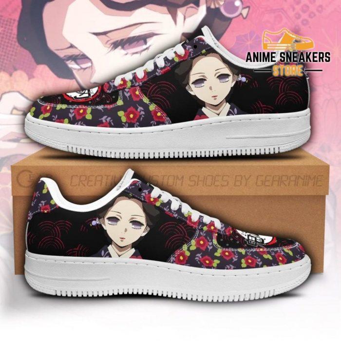 Tamayo Sneakers Custom Demon Slayer Anime Shoes Fan Pt05 Men / Us6.5 Air Force