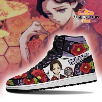 Tamayo Sneakers Costume Demon Slayer Anime Shoes Mn04 Jd