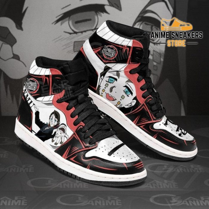 Tamio Enmu Sneakers Demon Slayer Anime Shoes Mn10 Jd