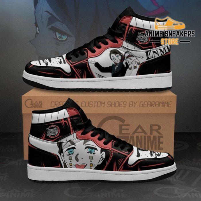 Tamio Enmu Sneakers Demon Slayer Anime Shoes Mn10 Men / Us6.5 Jd