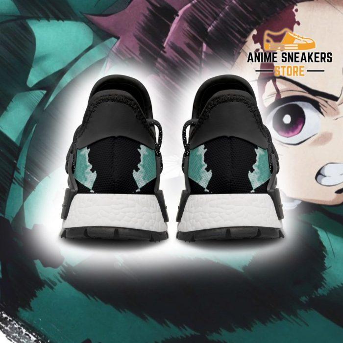 Tanjiro Shoes Custom Demon Slayer Anime Sneakers Nmd
