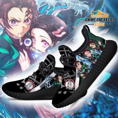 Demon Slayer Tanjiro Reze Shoes Anime Fan Tt04
